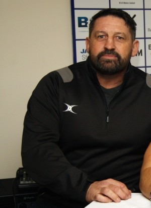 Gary Charlton - Head Coach, Whitehaven RLFC