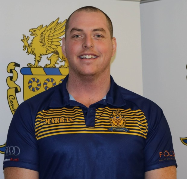 Scott McAvoy - Whitehaven RLFC Coaching Staff